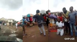 Man Burst Into Tears And Rolls In Mud After His Girlfriend Declined His Proposal 696x381