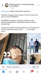 Angel Town Baby And Stonebwoy2 690x1227