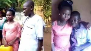 Boy Forced To Marry 15 Year Old Girl After Impregnating Her 1392x783 618x348 1
