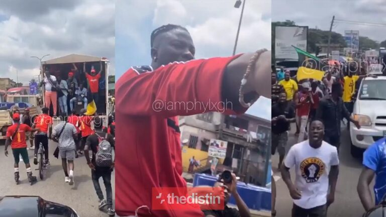 Kumericans Receive Stonebwoy In Grand Style Thedistin 768x432