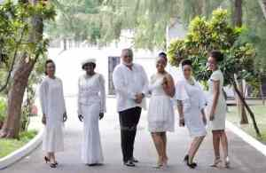 Rawlings commemorates the 73rd birthday with a beautiful family picture