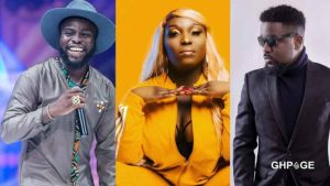 Sarkodie and Manifest declares Eno Barony As The Best Female Rapper - Video