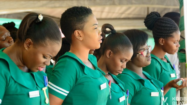 We Can't Pay For Our Registration Fees; Due To Allowance Delayal - Final Year Nursing Students