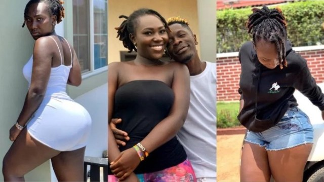 Shatta Wale Display's Huge Tundra Of His Alleged Daughter As He Wishes Her On Her Birthday
