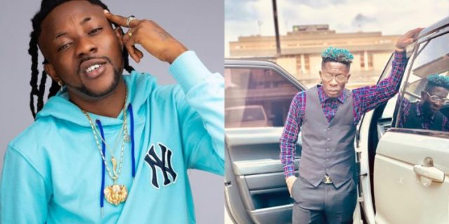 Addi Self finally speaks, exposes deep secrets about Shatta Wale no one knew about