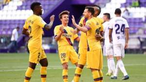 Messi sets new La Liga record for goals and assists during Barcelona's clash at Real Valladolid
