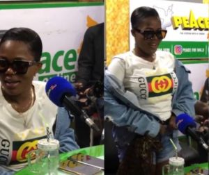 Mzbel almost shows her private part on camera to prove that the hair on it isn't grey