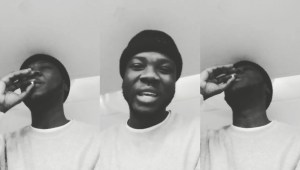 Showboy Celebrates His 28th Birthday In Prison As He Smokes His Weed Like Nobody's Business   Watch Video