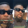 Rapper Sarkodie Nearly Involved In An Accident While Bragging That He Has The Biggest Fanbase In Africa (+Video)