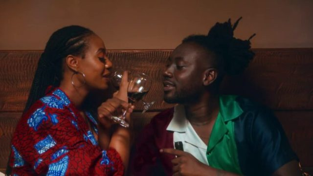 Pappy Kojo ft. Kuami Eugene - My Heart Official Video Mp4 Download
