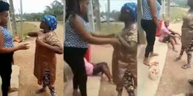 Poultry Farmer Caught With Dozen Of Eggs In her bra - Watch Video