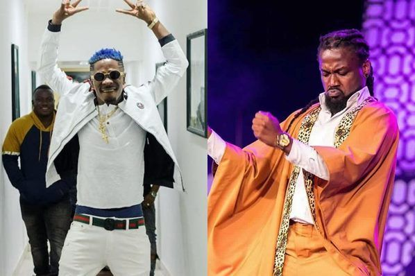 Shatta Wale Drops Sarcastic Reaction As Stonebwoy and Samini Fight Like Little Girls