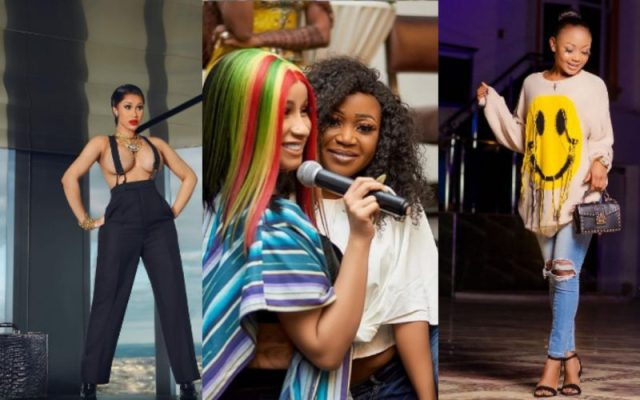 """""""Jail is a bit harsh"""" Cardi B Reacts To Her Friend Akuapem Poloo's Sentencing"""