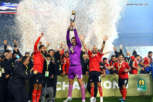 Al Ahly becomes the first African team to win the CAF Champions League 10 times