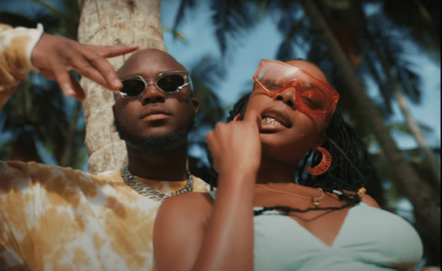 King Promise ft. Headie One – Ring My Line (Official Video)
