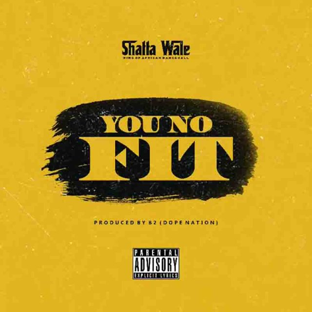 Shatta Wale – You No Fit