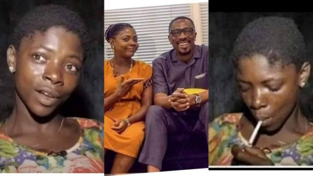 Pastor Changes The Life Of A Bigtime Pros.ti.tute & Dr.ug Addict, And Got Married To Her(See Video+Photos)
