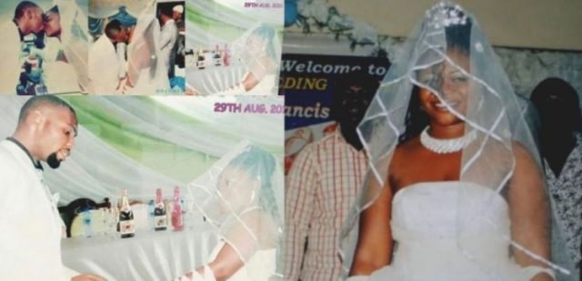 Rev. Obofour and wife Old Times Photos And Videos surfaces As They Celebrate 11 years of Marriage (Watch Video)