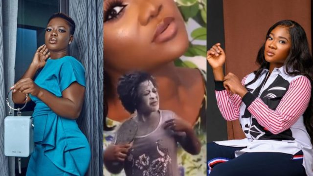 Mercy Johnson Shows Love To TikTok Star Asantewaa After She Imitated Her Perfectly (Watch Video)