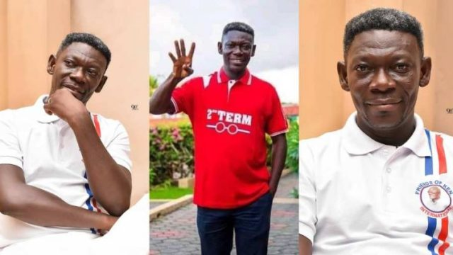 Agya Koo Finally Reacts To ''run to America with your children'' Saga (Watch Video)