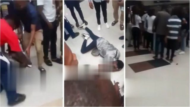 Ah!! Man cries like baby after mistakenly buying 3 million worth of airtime From His Bank Account (Watch Video)