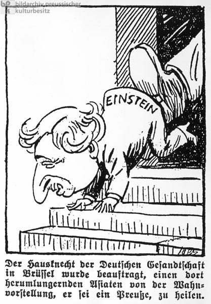 Картинки по запросу nazi against einstein