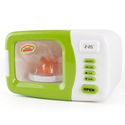 Jucărie cuptor cu microunde pentru copii Lovely Home