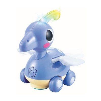 Jucărie Baby Dino Pterosaur cu sunete și lumini