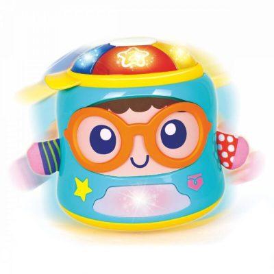 Jucărie interactivă bebeluși Prietenul Muzical