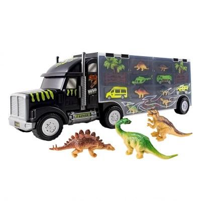 Jucărie camion transport Lumea Dinozaurilor