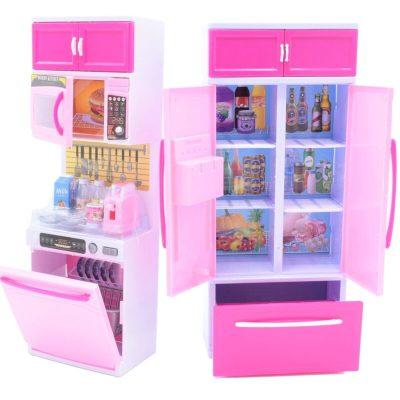 Mini bucătărie copii cu accesorii incluse