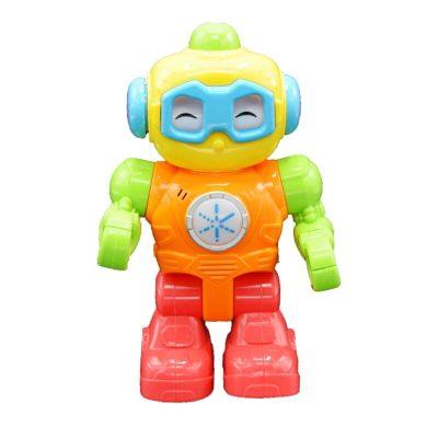 Jucărie interactivă roboțel care imită sunete