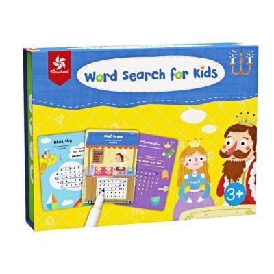 Joc limba engleză educativ pentru copii Word search