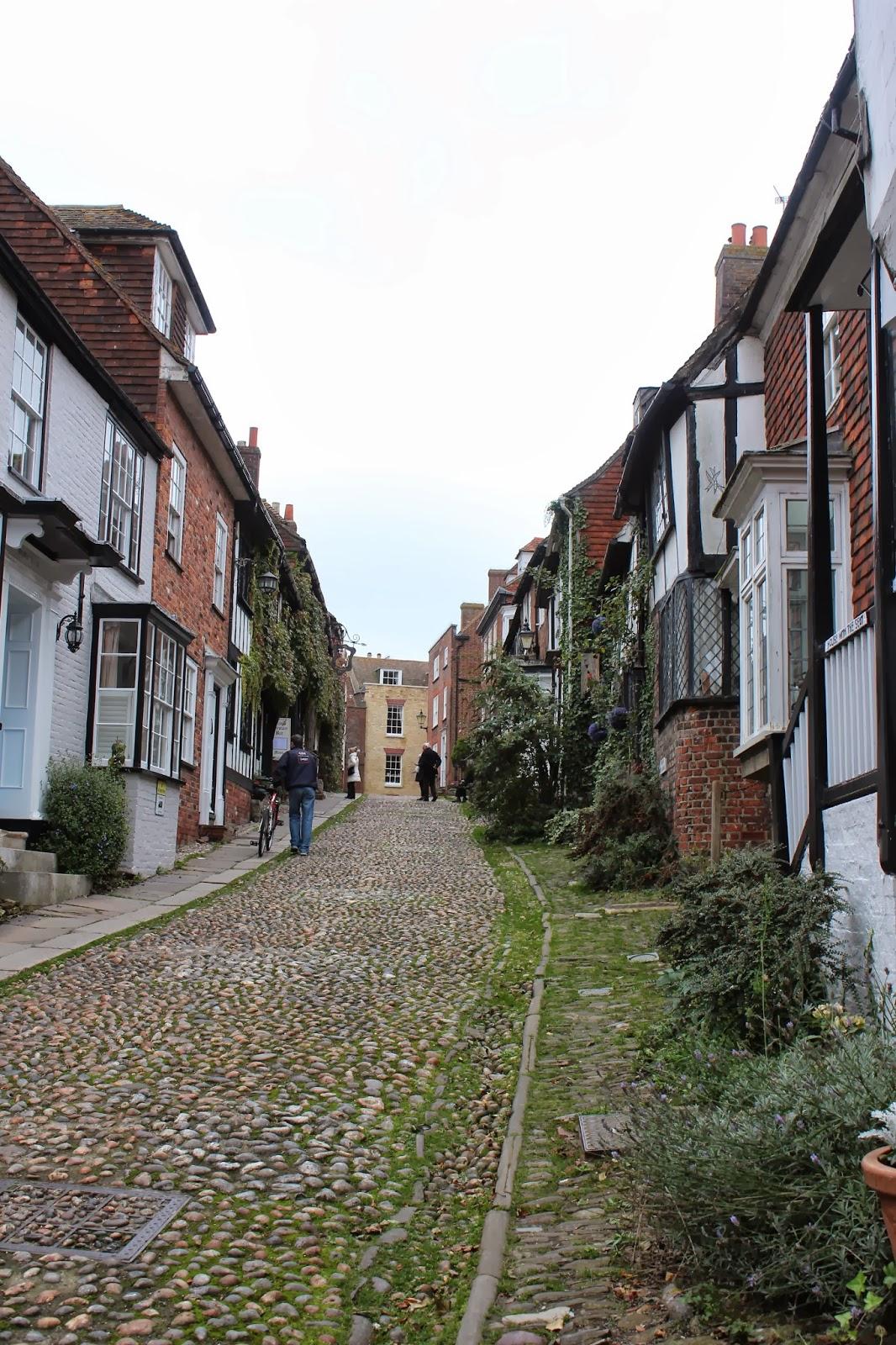 Ghenet Actually || A Weekend in Rye