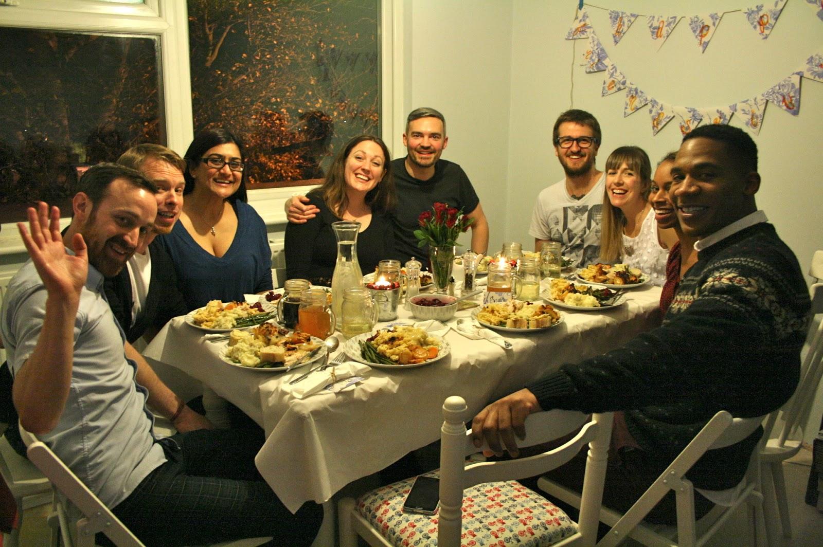 Ghenet Actually || Friendsgiving