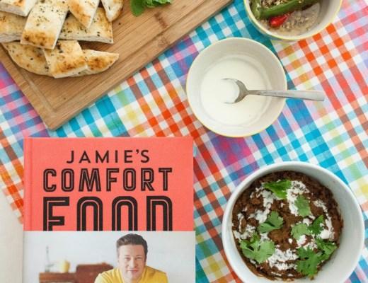 Ghenet Actually || Jamie Oliver's Black Daal