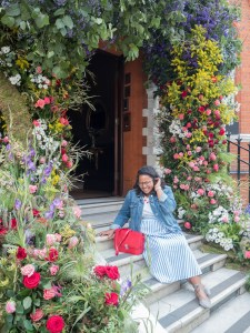 Ghenet Actually || Chelsea in Bloom