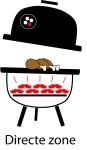 Directe zone Grillen BBQ