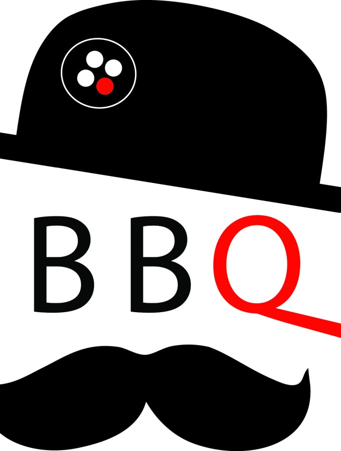 the new ghentlemen's bbq logo