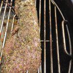 GHENTlemens BBQ varkenshaasje met kruidenkorst