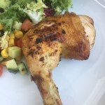 kerrie kip op bord GHENTlemens BBQ