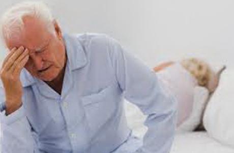 пожилые плохо спят