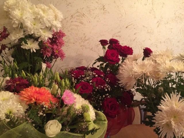 цветы от елены