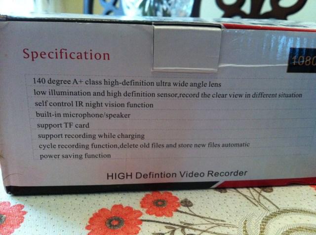 x 900 dual camera