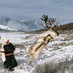Как живут оленеводы племени Дука - Монголия