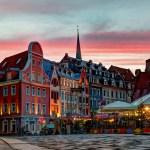 Стоимость отдыха в европейских городах.