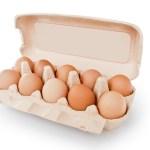 Покупаем яйца. Информация на упаковке.