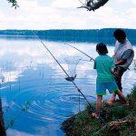 Календарь рыболова на 2016 год.