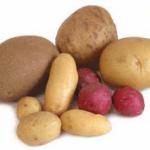 Секреты приготовления картофеля.