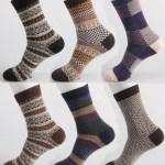 Как выбрать теплые носочки.